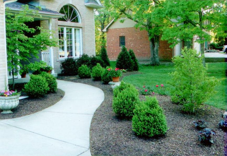 Duke's Landscaping Residental Service